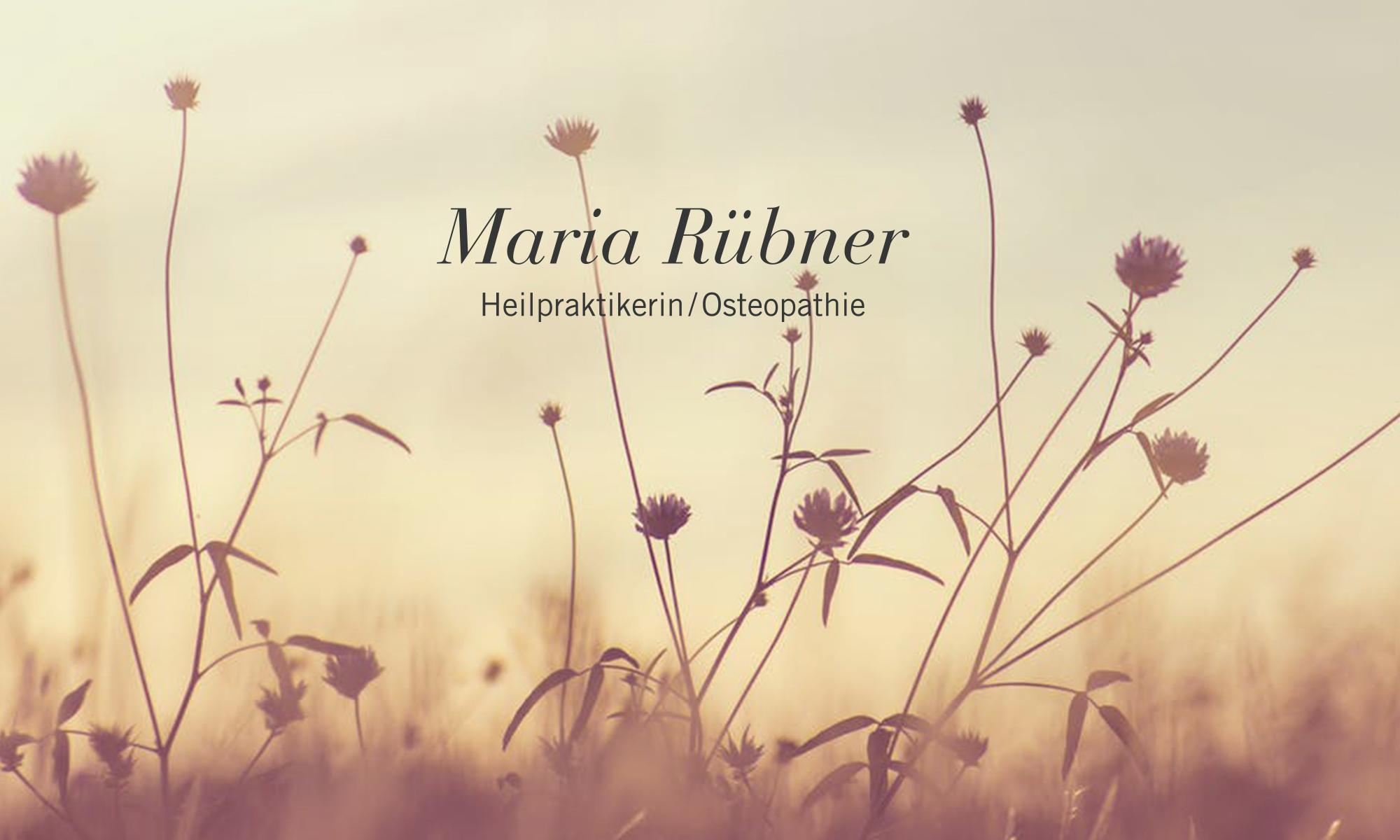 Maria Rübner